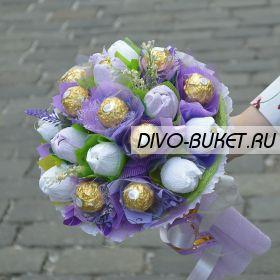 """Букет из конфет №704 """"Заветная мечта"""""""